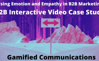 Gaming the System | Interactive video for B2B Audiences